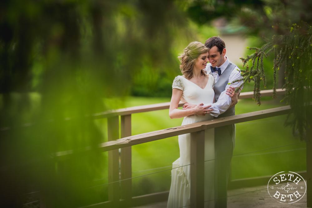 A Wells Barn Wedding | Franklin Park Conservatory