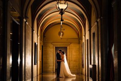 Columbus Art Museum Wedding
