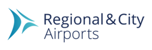 Regional and City Airports logo