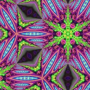 7D Beings Expressing thru Grand Julian Kaleidoscopic Fractal