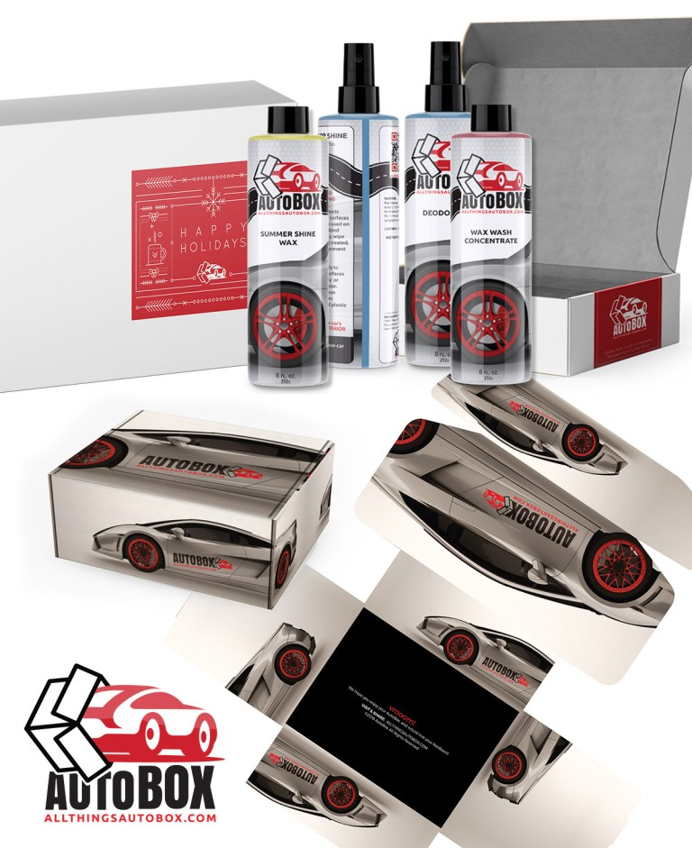 AutoBox Packaging & Product Branding