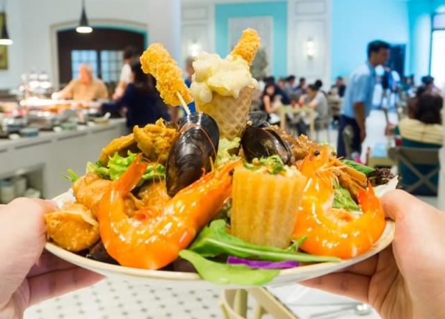 ellenborough market cafe one plate buffet - 4