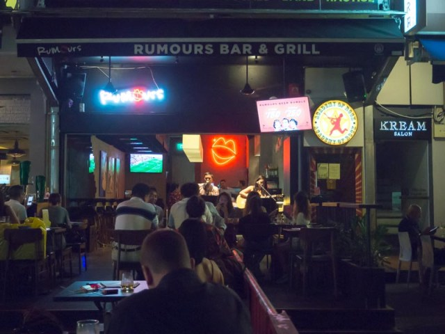 rumours bar & grill - 29
