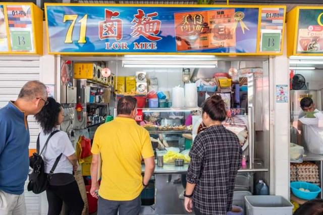 Bukit Merah View Hawker Centre 20