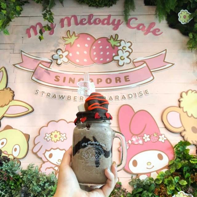 My Melody Cafe 21