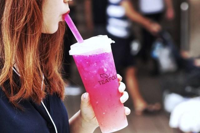 Teafolia Lychee Drinks Online 1