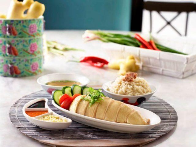 (swissotel) Ellenborough Market Cafe Hainanese Chicken Rice