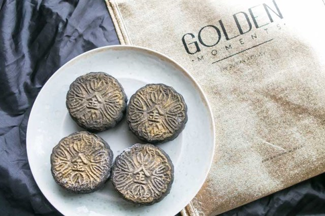 Golden Moments Mooncake 2018 2