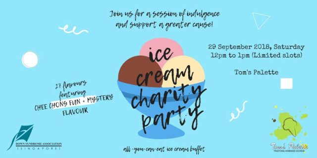 Ice Cream Charity Party 1 ONLINE