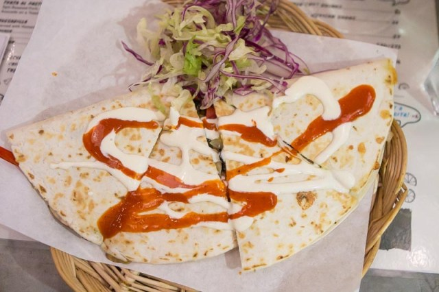 Papis Tacos 15 Papi's Tacos: Mushroom Cheese Quesadillas, Margaritas & More At This Authentic Mexican Diner On Seah St