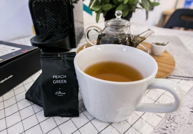 Tea Pod 11