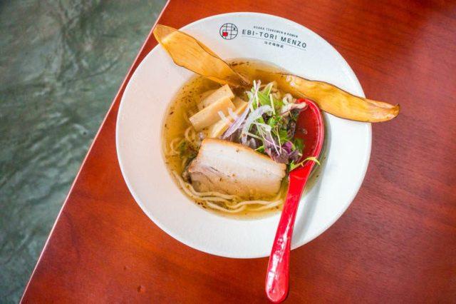 ebi tori menzo 10.1 800x532 Ebi Tori Menzo: Shrimp + Chicken Dipping Ramen & Chashao Don From Osaka At South Beach Ave