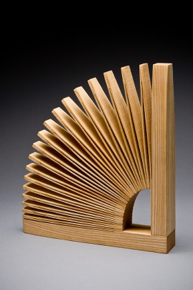 Solid Wood Handcrafted Vases Amp Bookends Seth Rolland