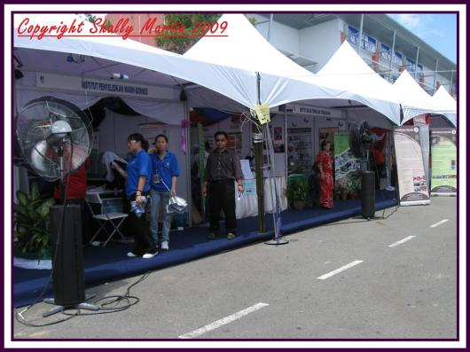 11th UMS Tamu Gadang - Some unknown booth