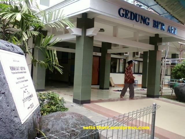 gedung RSI Aisyiyah Bojonegoro
