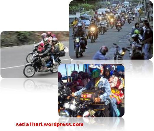 Mudik Aman bagi bikers