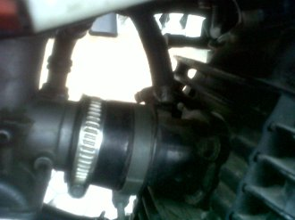 Saluran Manifold u inject gas idle