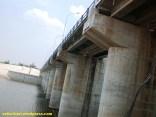 beton bendungan gerak