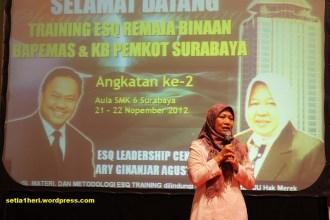 Kepala Bapemas dan KB Surabaya