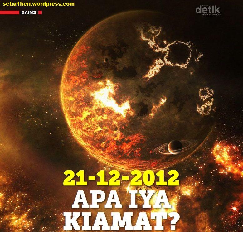 Image Result For Isu Kiamat