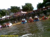 antrian speed boat
