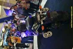 dari belakang Yamaha V-Max