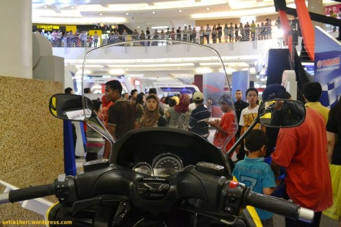 Yamaha Motor Show di Royal Plaza