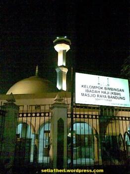 masjid raya kota bandung