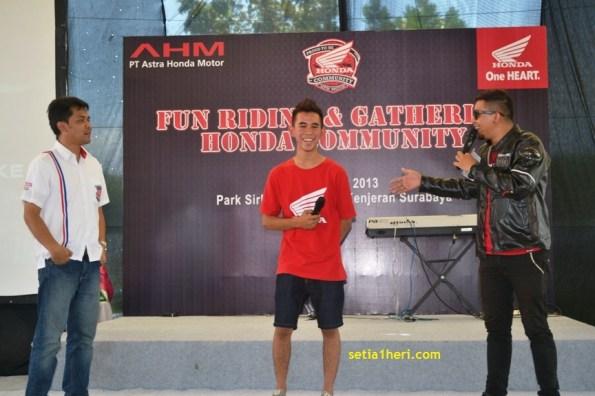Asia Dream Cup Honda 2013 Gerry Lorenz
