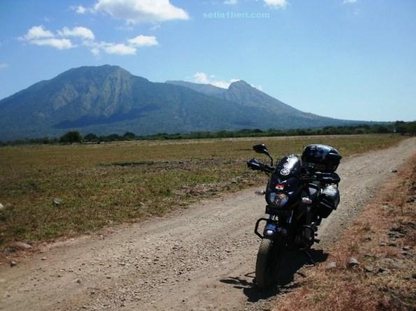 gunung Baluran di Situbondo