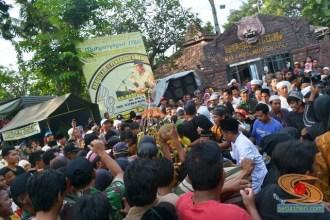 Haul Mbah Syafii Pongangan Manyar Gresik tahun 2014 (31)