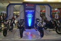 motor Yamaha tipe sport