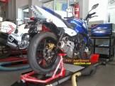 pulsar liveri Yamaha R15