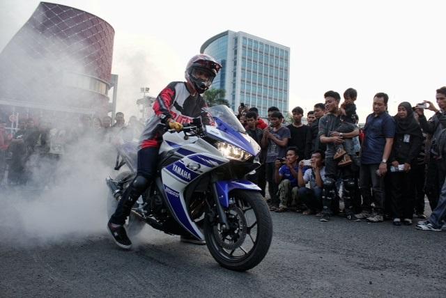 Launching Yamaha R25 di Jakarta (4)