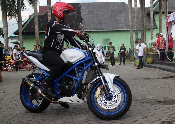 Honda Modif Contest tahun 2015 (2)