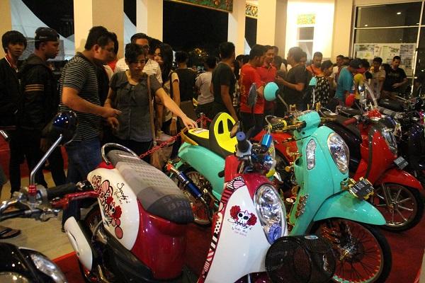 Honda Modif Contest tahun 2015 (3)