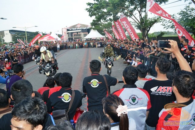 Honda Sport Motoshow 2015 di Surabaya (1)