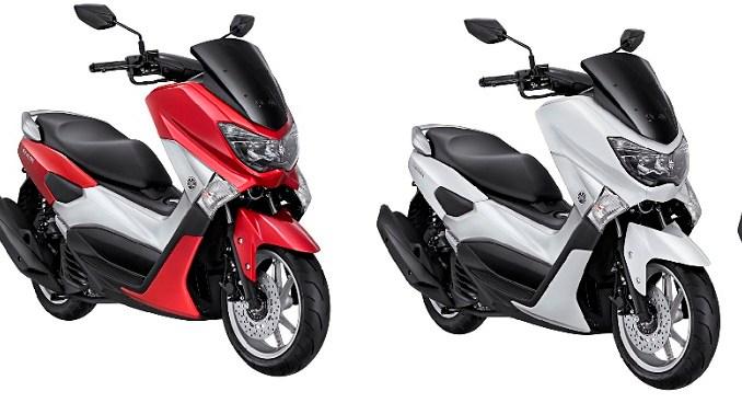 Yamaha Luncurkan Pilihan Matic Gambot Nmax Versi Non Abs