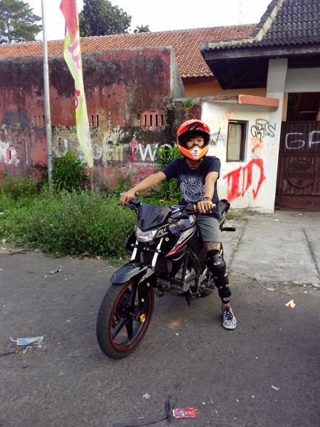 Latihan freestyle di Wawan Tembong Training School di Salatiga Jawa Tengah (4)