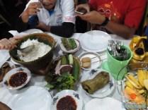menu RM Pindang Musi Rawas Palembang