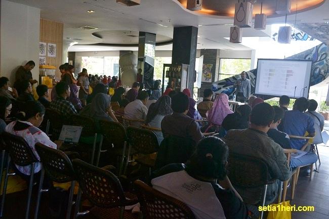 Jumpa Blogger SunLife di Surabaya tahun 2015