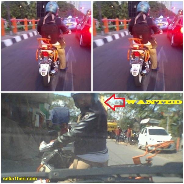 hati-hati dengan biker palsu dari surabaya ini