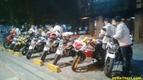 jatimotoblog at carls junior surabaya