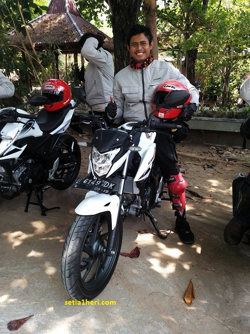 njajal numpak all new CB150R SF facelift tahun 2015