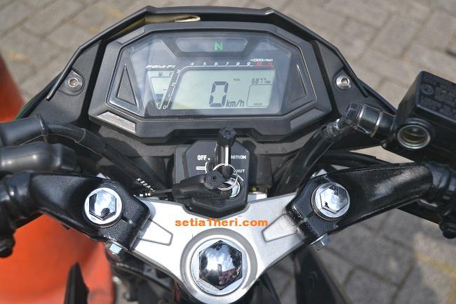 panel speedometer Honda Sonic 150 R