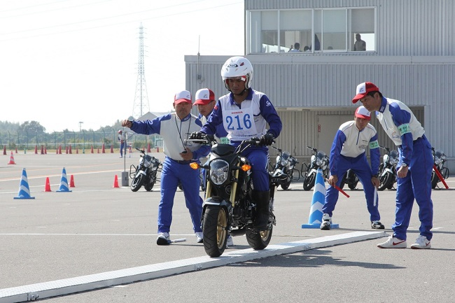 The 16th Japan Safety Instructors Competition tahun 2015