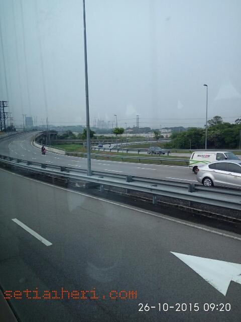 motor-motor boleh masuk tol di Malaysia