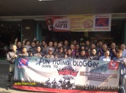 Honda Fun Riding Solo Pacitan 2015