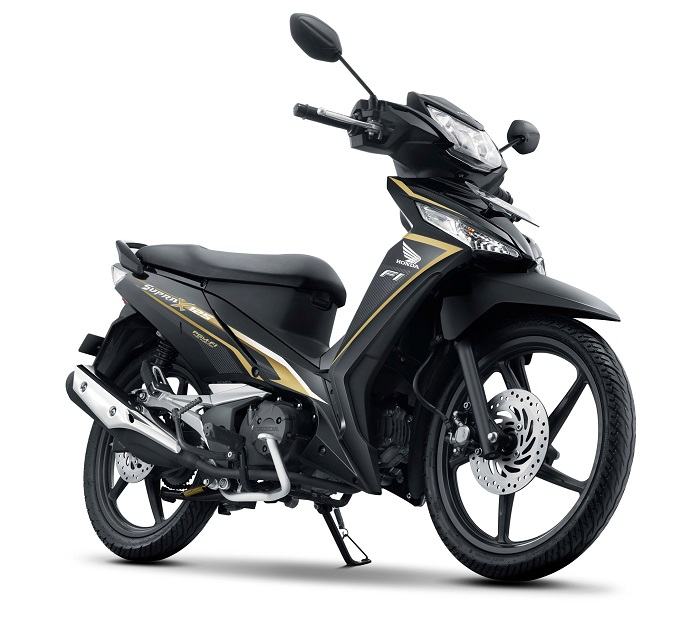 New Honda Supra X 125 FI  - Sporty Luxury