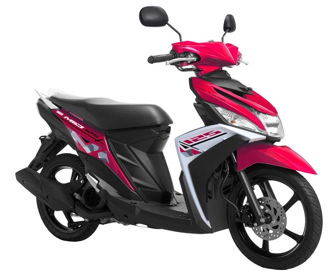 Mio M3 Courageous Pink